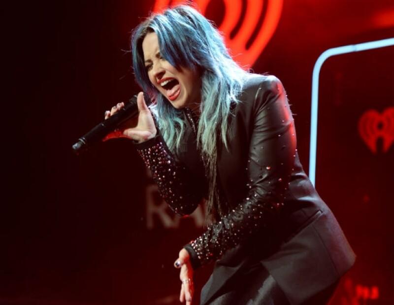 Demi Lovato visitó México el año pasado para promocionar su último disco.