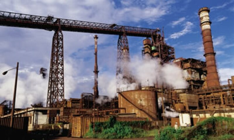 La unidad de Lázaro Cárdenas es una de las cuatro que tiene ArcelorMittal en América. (Foto: Tomada del sitio corporate.arcelormittal.com)