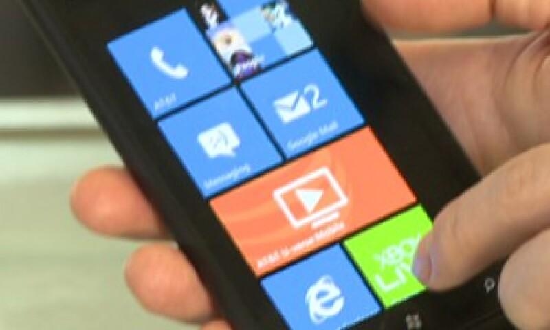 Microsoft apenas tiene presencia en 4% del mercado de 'smartphones'. (Foto: Cortesía Fortune)