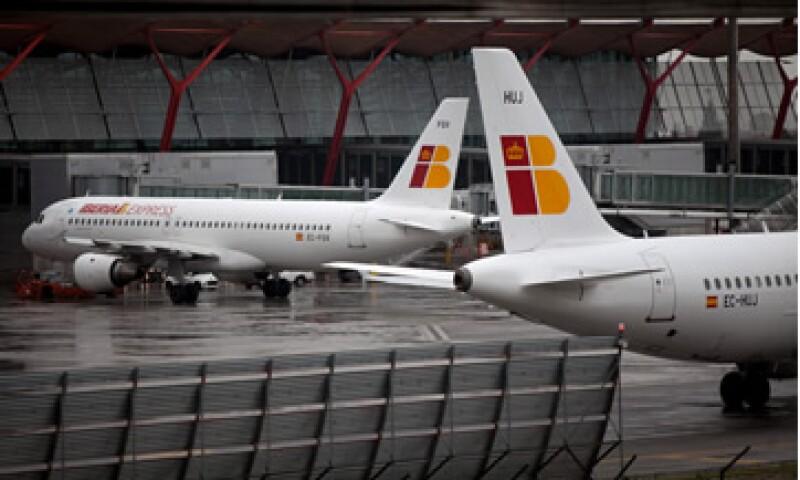 Mediante un acuerdo con Interjet, la aerolínea Iberia conecta sus vuelos con 36 ciudades de México.(Foto: Getty Images )