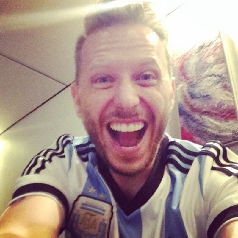 El equipo triunfó en cuartos de final, avanzando a la siguiente fase del Mundial. Fueron varios famosos los que apoyaron desde las redes sociales al equipo sudamericano.
