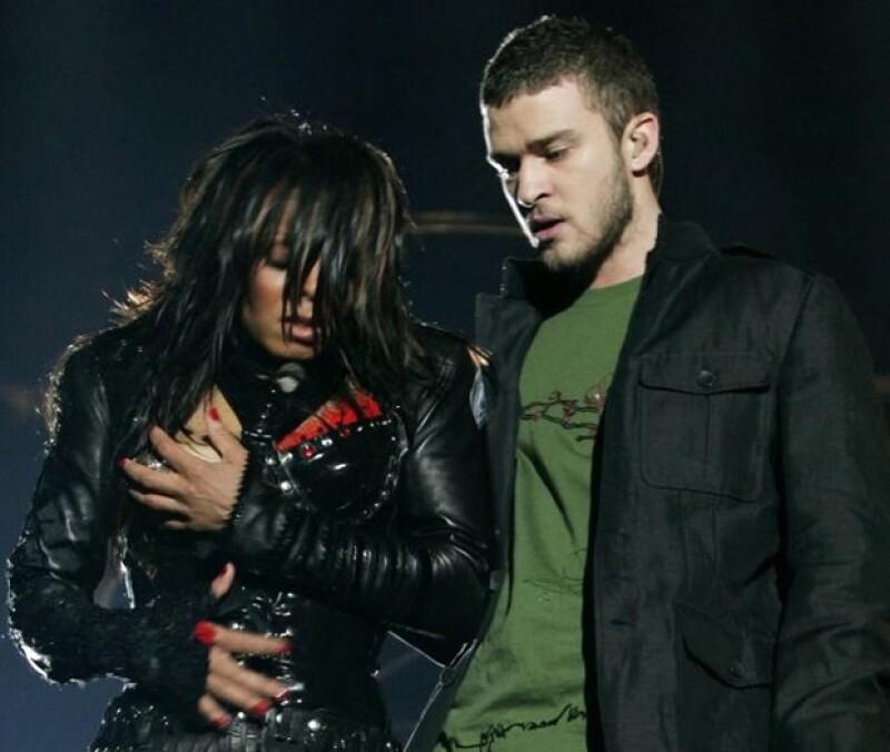 Muchos calificaron el acto de Janet como premeditado.