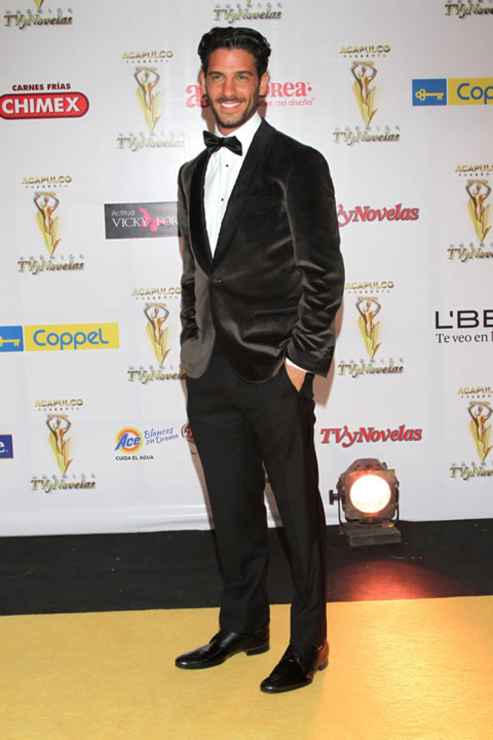 Erick Elías, casado con Karla Guindi, es además de muy guapo un hombre lleno de estilo.