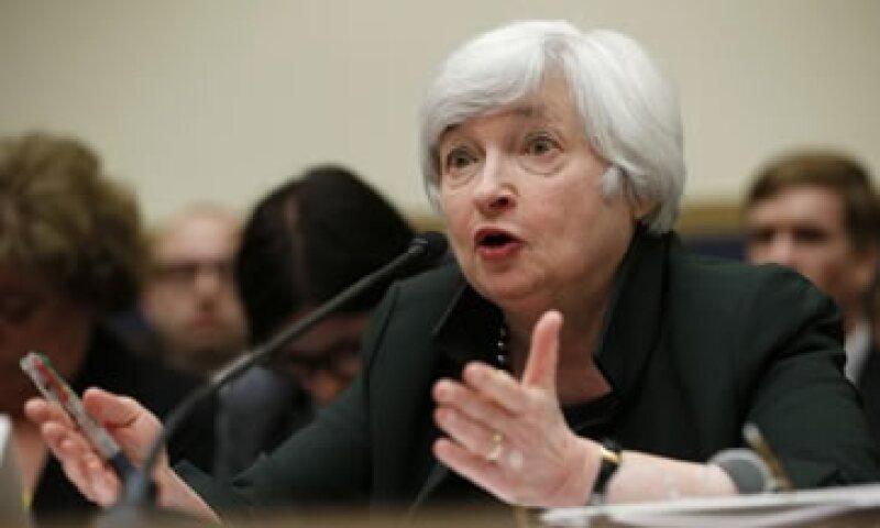 Janet Yellen dio un discurso en la conferencia anual de bancos centrales en Jackson Hole. (Foto: Reuters)
