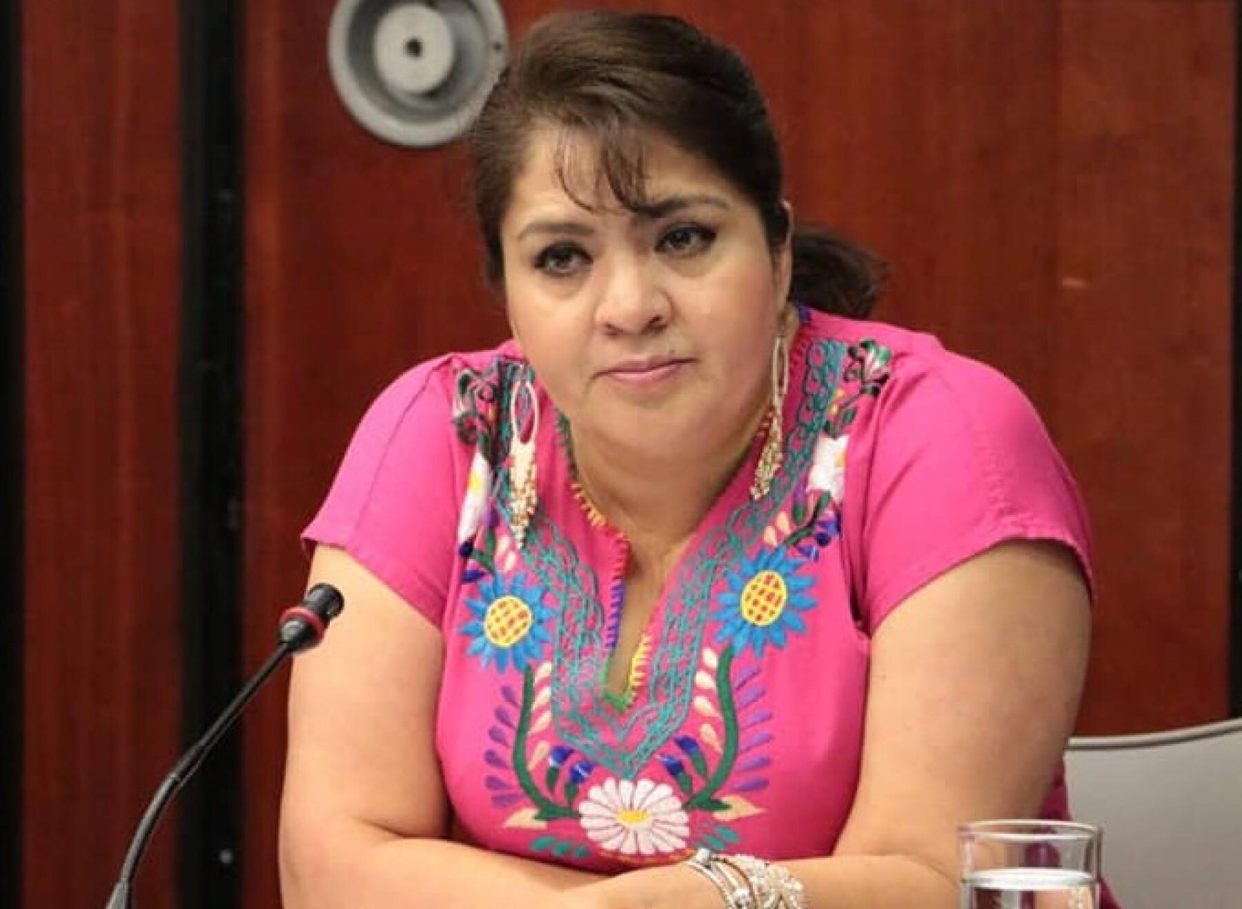 Mi estado de salud es delicado, dice Nestora Salgado tras dar ...