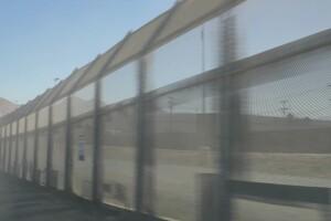 EU suspende leyes ambientales para construir un muro fronterizo de 32 km