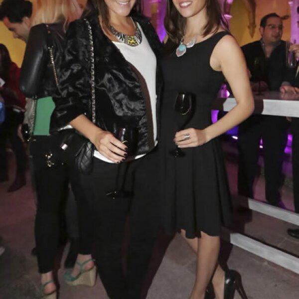 Alexa Iván y Fernanda Nakakawa