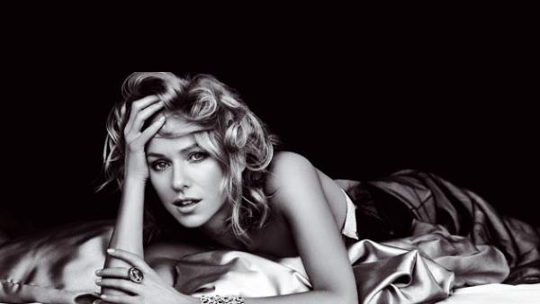 Naomi Watts para David Yurman