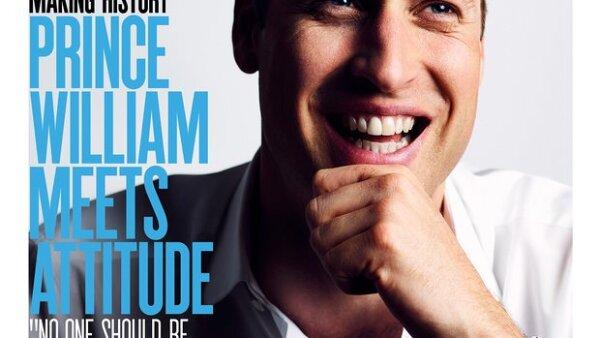 La presencia del futuro rey en el nuevo número de la publicación muestra el apoyo de la casa real a la comunidad gay y su lucha contra la discriminación.