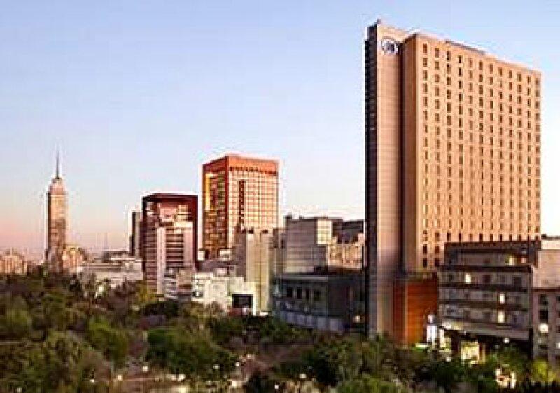 La cadena aprovechará su ubicación en el centro de la capital mexicana para atraer turismo de placer y de negocios. (Foto: Cortesía Hilton)