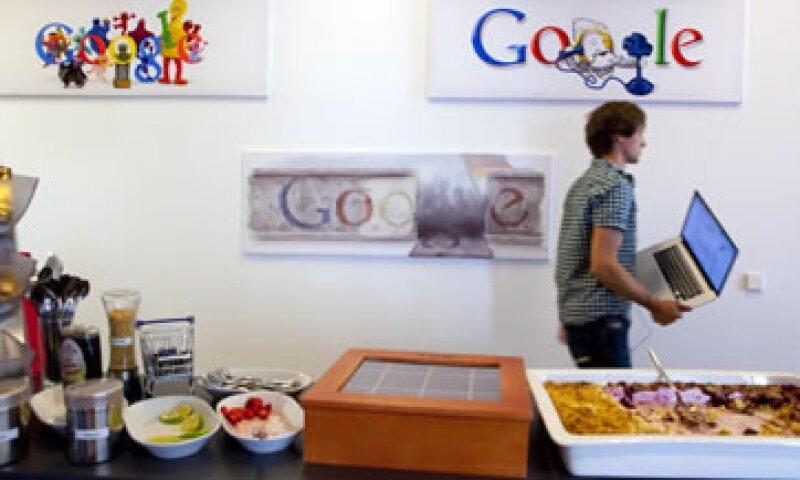 Google tiene una media de edad de 29 años. (Foto: Getty Images)