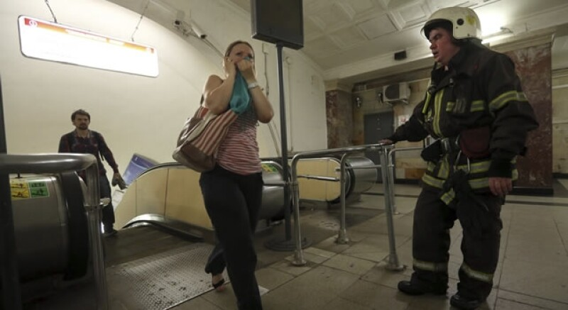 metro, moscu, incendio