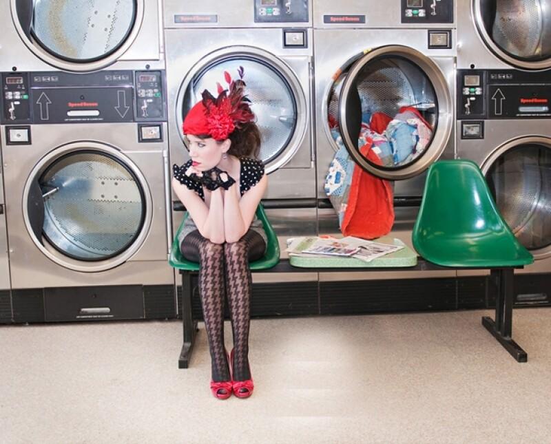 Las prendas de lino se pueden lavar en casa como si fueran delicados.