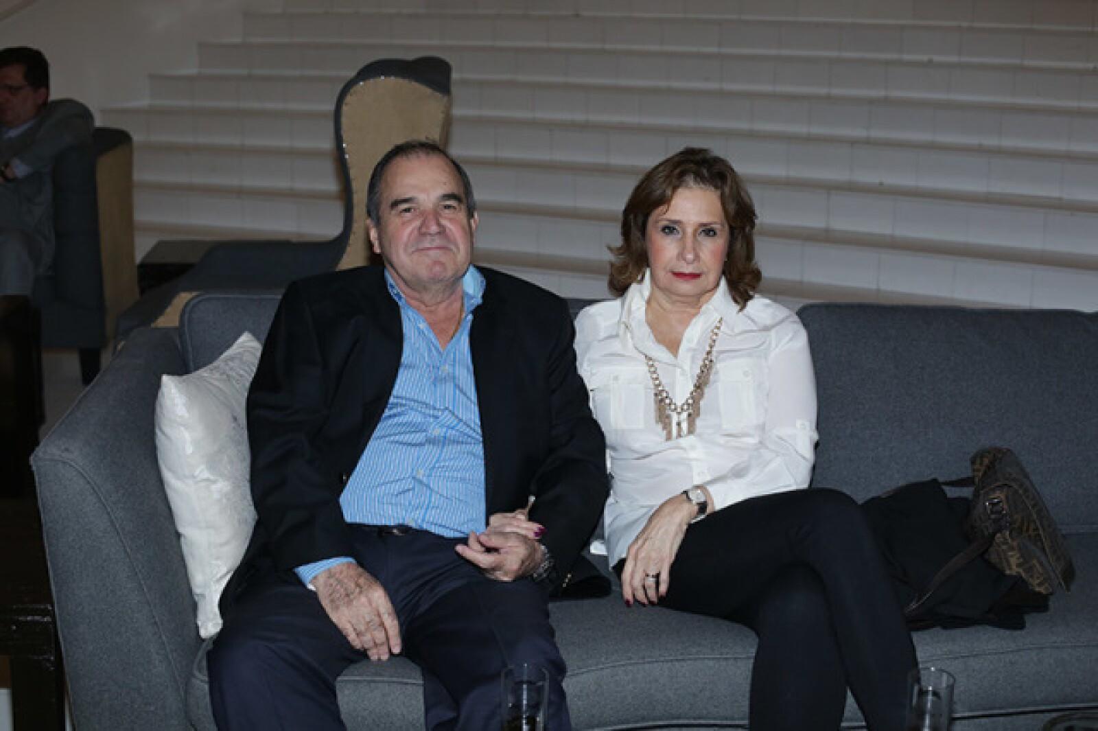 Eugenio Castellanos y María del Socorro Castellanos
