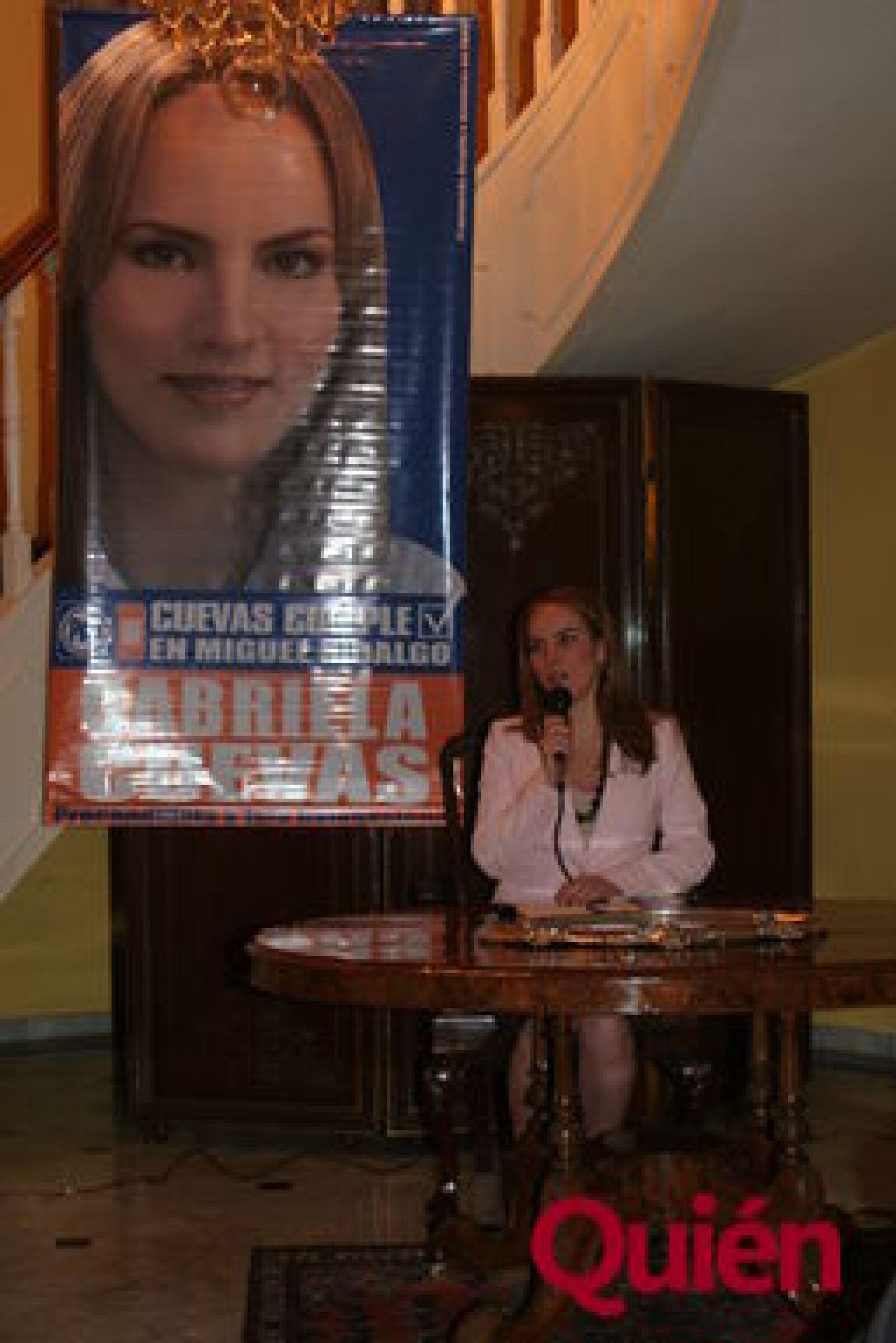 Gabriela Cuevas