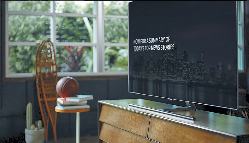 Pantalla Samsung QLED TV 55Q7