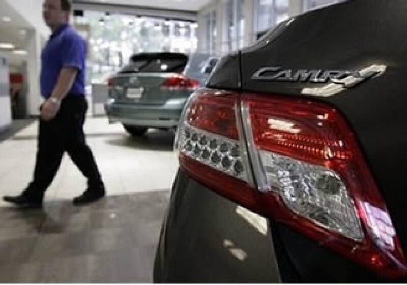 Entre los modelos afectados se encuentran el Camry, el auto de pasajeros de mayor venta en Estados Unidos. (Foto: AP)