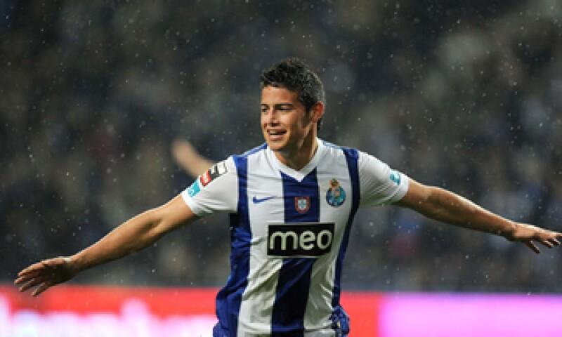 Rodríguez, de 21 años, juega como mediocampista ofensivo. (Foto: AP)