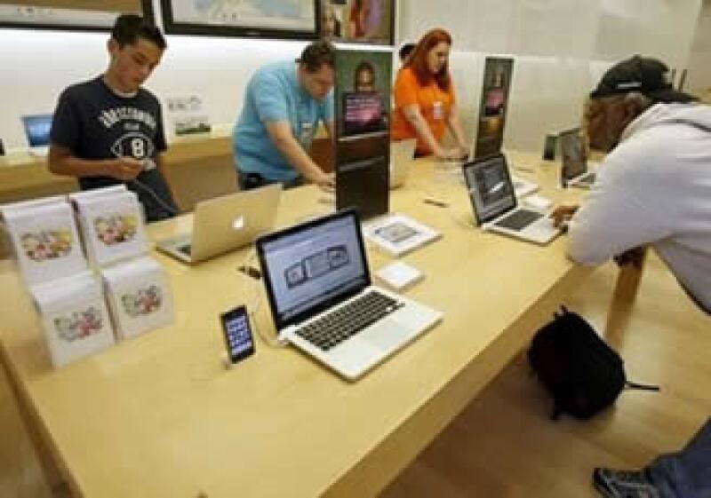 Expertos prevén que Apple reporte ventas de 2.2 millones de Mac en el segundo trimestre del año. (Foto: Archivo AP)