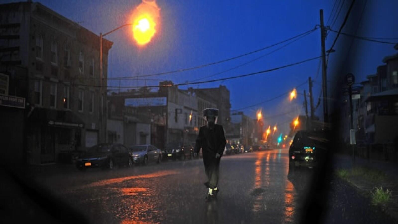 Calles Nueva York Irene