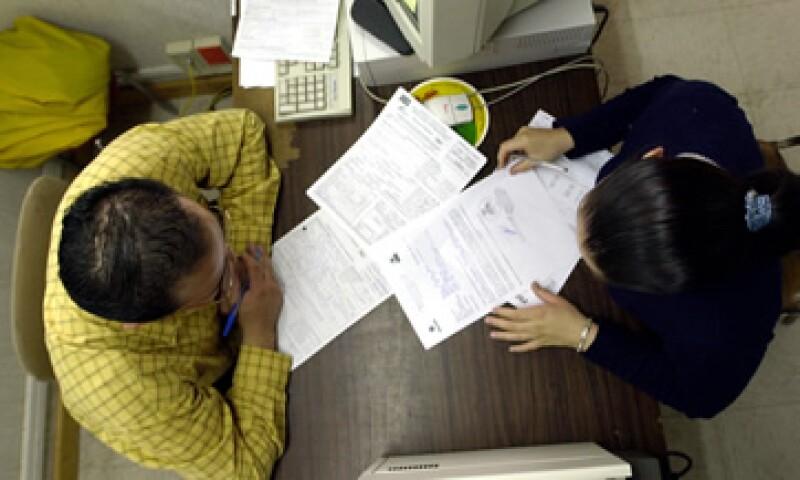 La tasa de desempleo en la OCDE fue de 7.9% en agosto.  (Foto: AP)