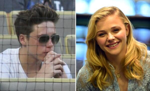 Brooklyn Beckham se une a los hijos de famosos que han comenzado a vivir sus primeros amores. ¿Será que Chloe es la indicada para él?