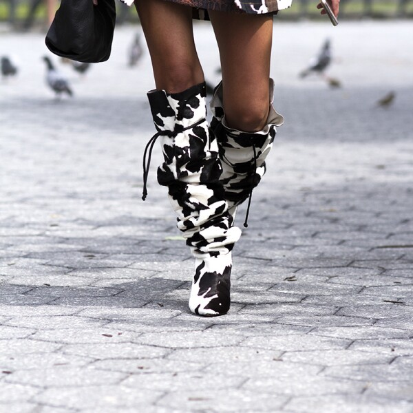Street Style - New York Fashion Week September 2019 - Day 1