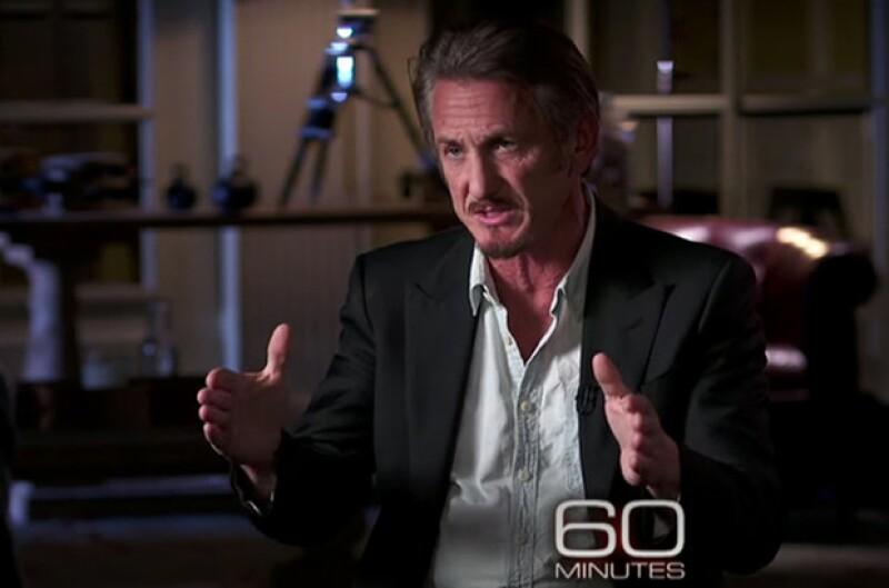 La entrevista en la que el actor cuenta los detalles de su encuentro con el narcotraficante mexicano finalmente fue transmitida. Te contamos los puntos más importantes.