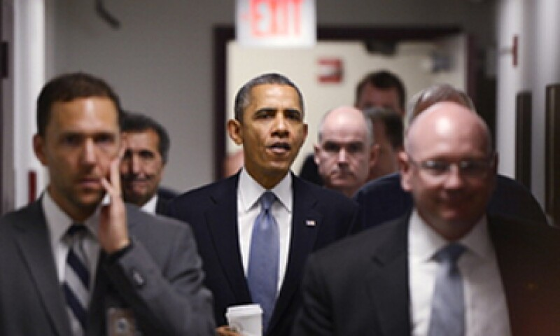 Barack Obama expresó la semana pasada que Wall Street no estaba preocupado por un posible impago. (Foto: Getty Images)