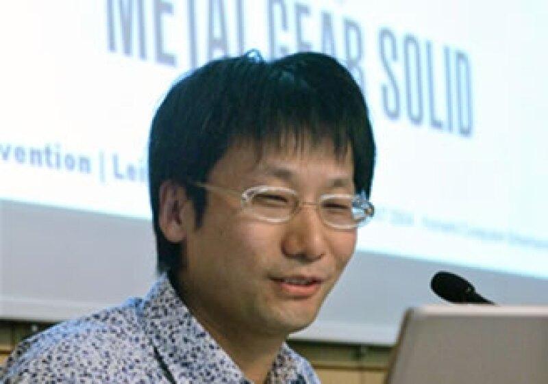 El creador de una de las series más importantes dentro del mundo de los videojuegos, Metal Gear. (Foto: AP)