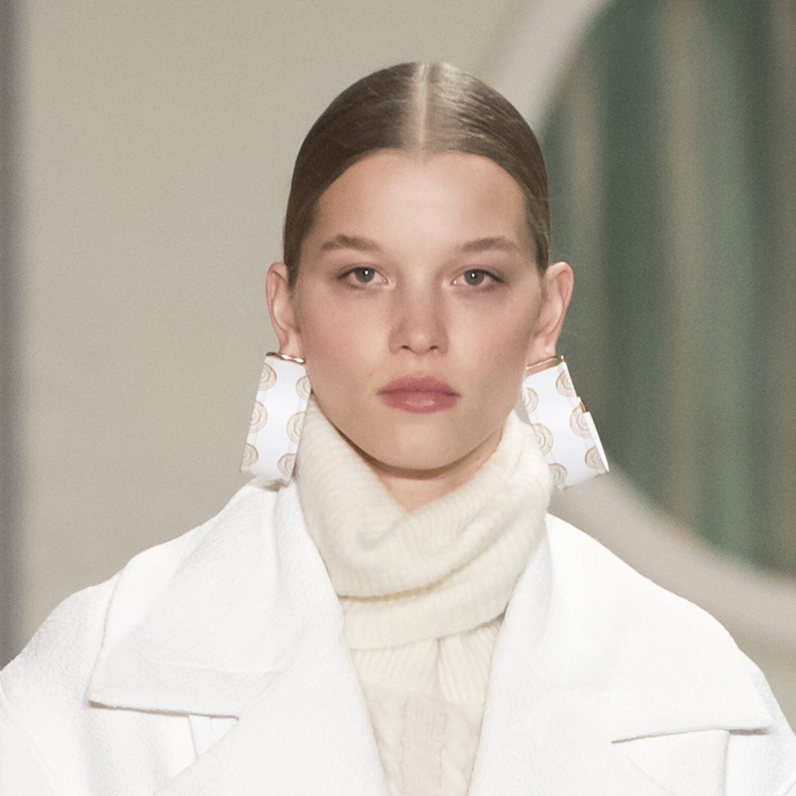 PFW-Paris Fashion Week-Runway-Pasarela-Beauty Look-Belleza-Jacquemus