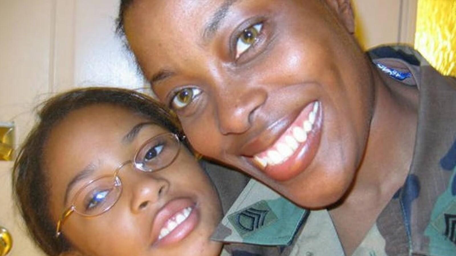 militar women
