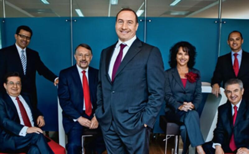 Después de ganar en 2011, Fréderic García, CEO de Cassidian SCS, desarrolló un programa de equipos de alto rendimiento que consiste en capacitación grupal e individual. (Foto: César S. Manjarréz)