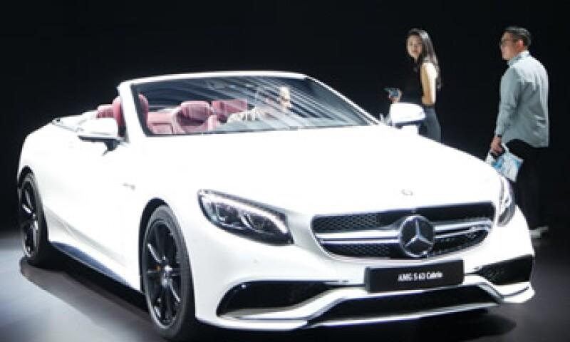 Mercedes Benz lanzó el SL550 y el AMG S 63 Cabrio, dos sedanes convertibles que regresan (Foto: Ivet Rodríguez/CNNExpansión)