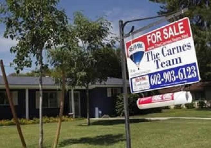 La crisis hipotecaria de EU no muestra signos de recuperación. (Foto: Reuters)