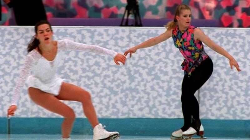 patinadoras