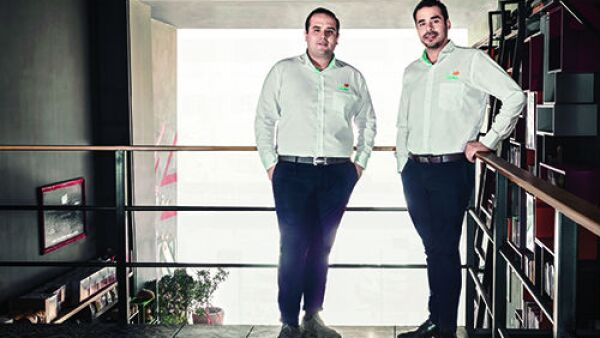 emprendedores directivos de Livana