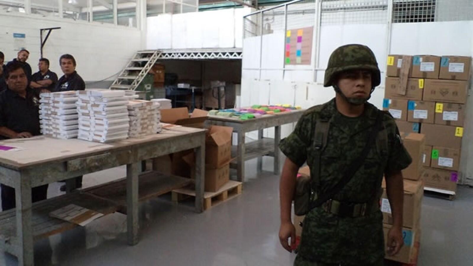 militares boletas