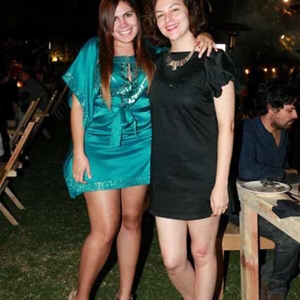 Jessica y Gaby Prado