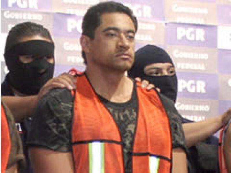 """El narcotraficante, también conocido como """"Dany"""" o """"Martín"""" era un lugarteniente del clan de los Arellano Félix.  (Foto: Notimex)"""
