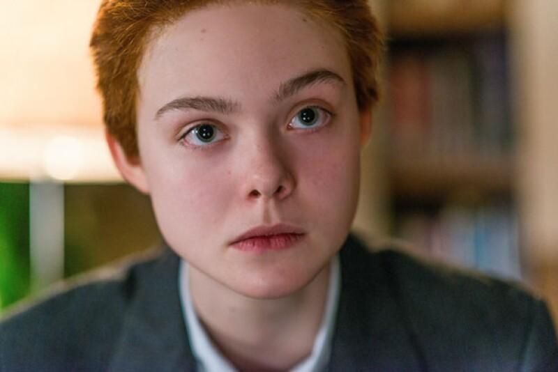 """Para su nueva película """"About Ray"""", la joven actriz sorprende con su transformación, misma que será retratada en un drama familiar que llegará a los cines en el mes de octubre."""