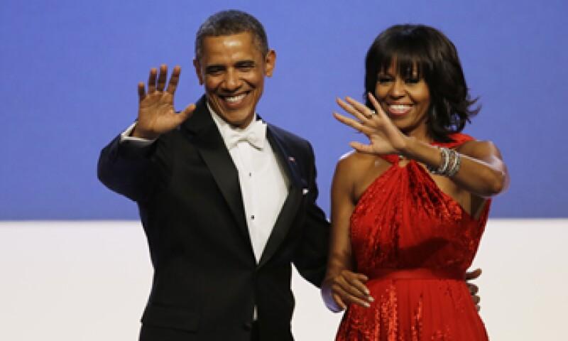 El año pasado los Obama donaron 150,034 dólares a la caridad. (Foto: AP)