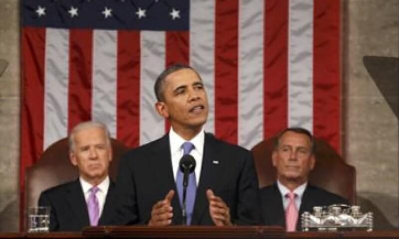 Barack Obama, presidente de EU propuso recortar a la mitad los impuestos a la renta de los empleados en 2012. (Foto: Reuters)