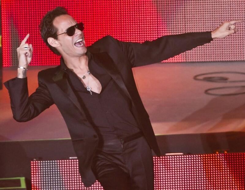 Por cuestiones de salud, el cantante pospone para el mes de mayo el resto de sus presentaciones en el país.