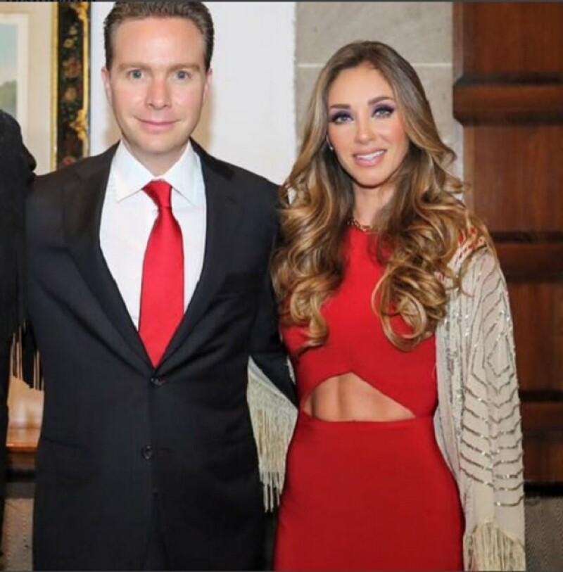 La pareja representó a la entidad sureña que fue una de los invitadas de honor en la más reciente edición del Festival Internacional Tamaulipas en la Ciudad de México.