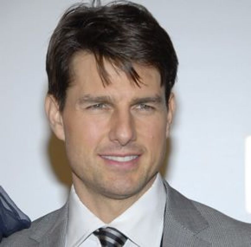 """Tom Cruise vuelve a los """"thrillers""""."""