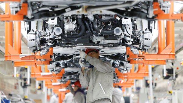 Volkswagen Tayron planta vw