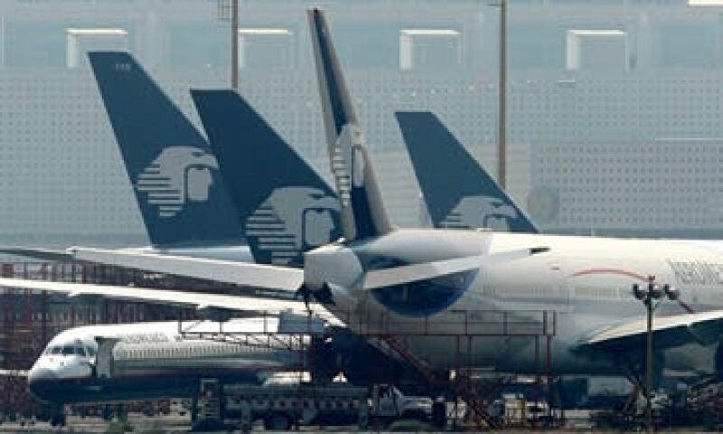 Los pasajeros transportados en el mercado internacional crecieron 28%. (Foto: AP)