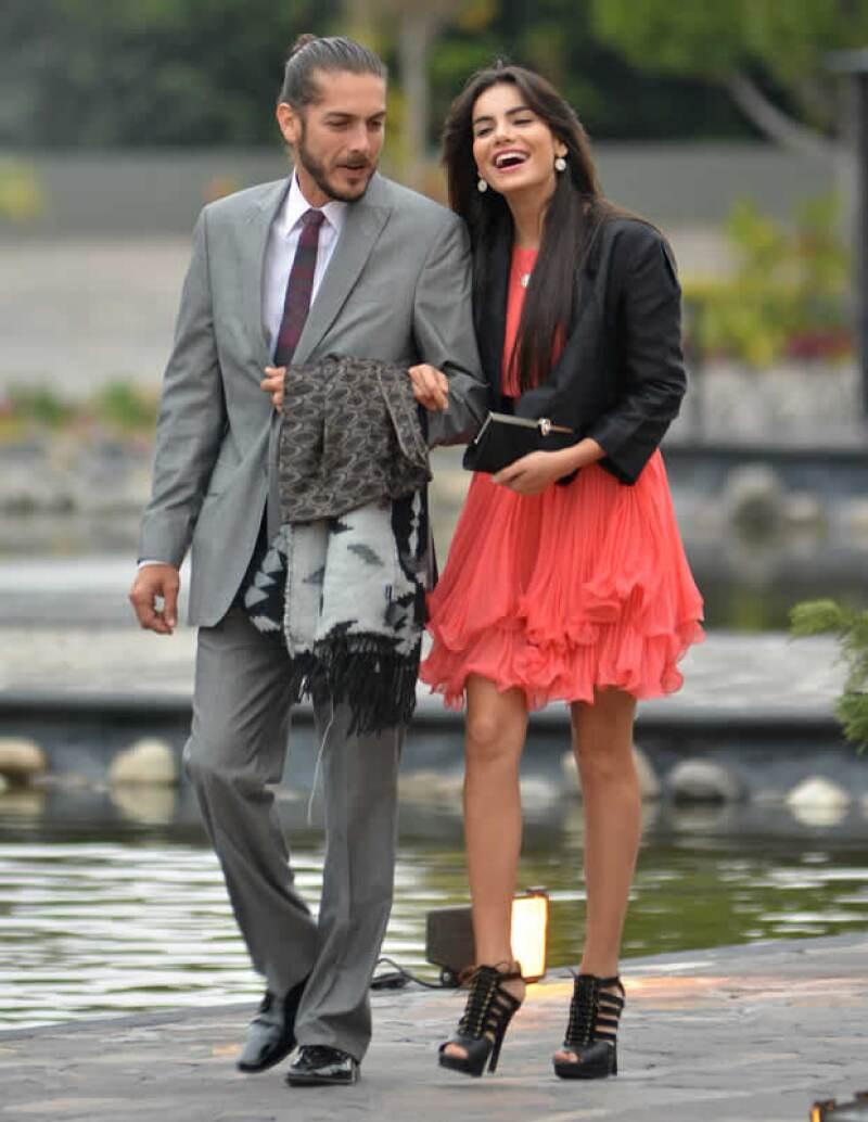 ¡La pareja está en un gran momento! No sólo mantienen una relación súper estable, también se han adueñado del mundo empresarial.