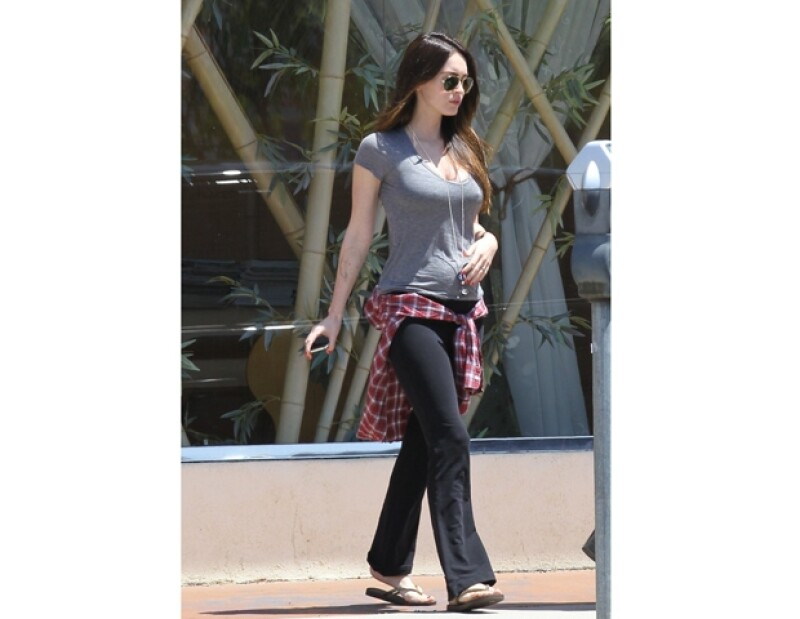 La actriz no ha confirmado su embarazo.